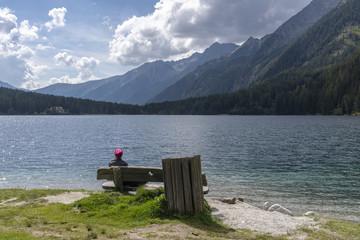 Riposo al lago