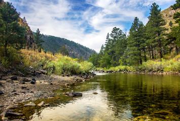 Poudre Canyon Vista