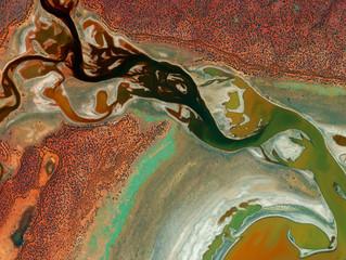 火星の運河(オーストラリア)