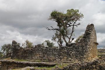 Fortaleza de Kuelap en chachapoyas - Perú
