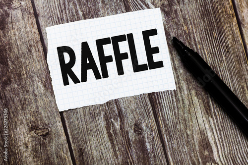 Tombola prizes needed meaning