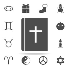 Bible icon. web icons universal set for web and mobile
