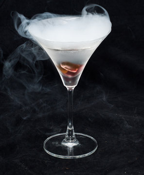 Holloween horror Cocktail