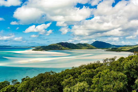 Airlie Beach of the Whitsundays