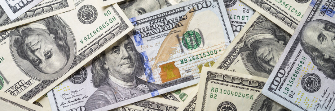 Cash money dollar.