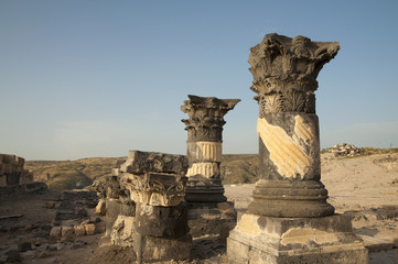 Sussita Ruins, The Golan Heights