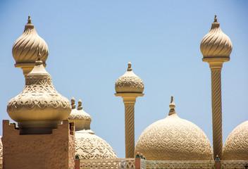 egypt taj mahal hotel domes