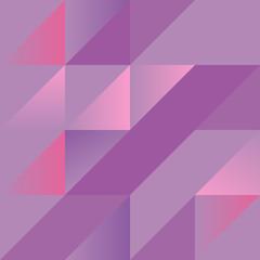 abstract purple geometric seamless pattern