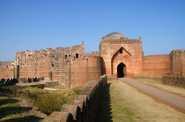 Gumbad Gate, Bidar Fort, Bidar, Karnataka state of India