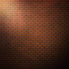 Brick wall background illustration