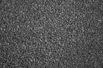 Small stones background. Silicon texture.
