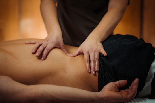 Lower back Sports Massage Therapy