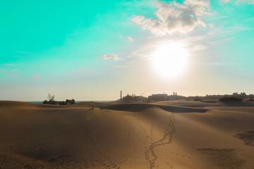 Gran Canary Mas Palomas Dunes