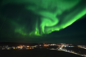Iqaluit Northern Lights