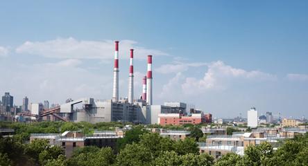 power station in new york