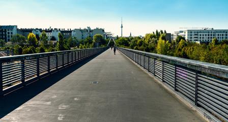 Schwedter Steg in Berlin