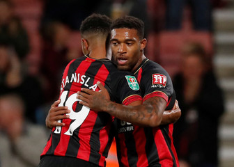 Carabao Cup - Third Round - AFC Bournemouth v Blackburn Rovers