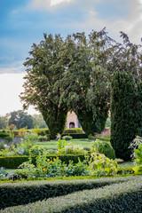 Les Jardins du Château de Cormatin en Bourgogne