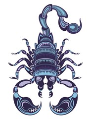 Scorpion horoscope astrology zodiac sign
