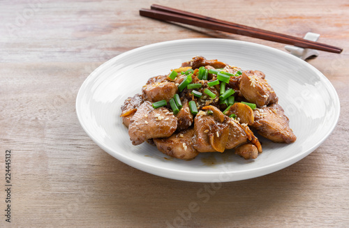 Black On Asian Homemade