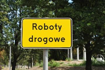 Roboty drogowe