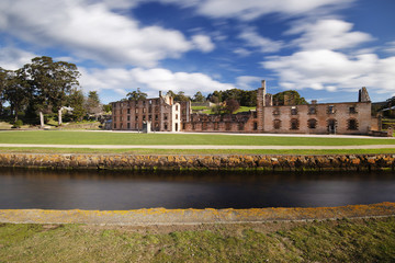 Port Arthur historical site in Port Arthur, Tasmania, Australia during the daytime.