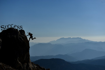 entrepreneurship, hardworking, career and visionary