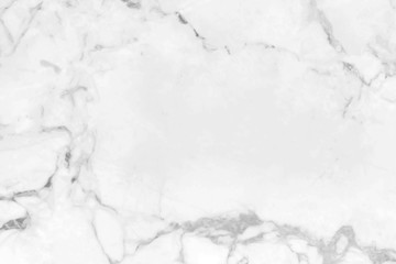 Natural white marble background.