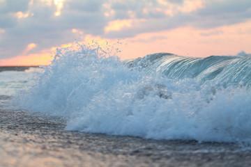 deniz,gün batımı