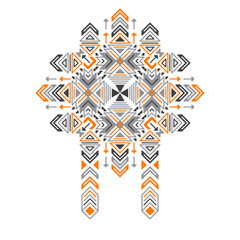Vector Tribal Ethnic Pattern