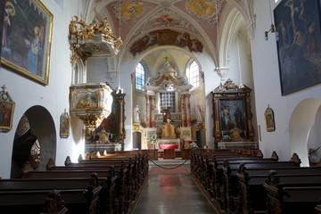 Bonn, Kreuzbergkirche, innen