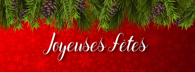 Joyeuses Fêtes Noël