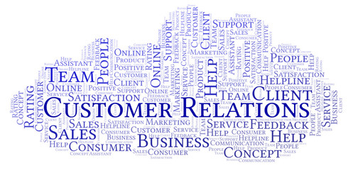 Image result for Customer Relations & Sales