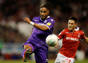 Carabao Cup - Third Round - Nottingham Forest v Stoke City