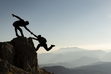 coaching, leadership and planned cooperation