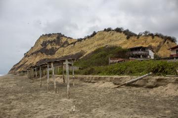 SAN CLEMENTE BEACH MANTA ECUADOR