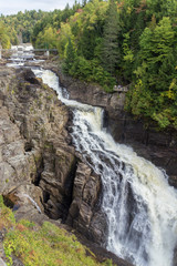 Canyon Saint-Anne in Canada