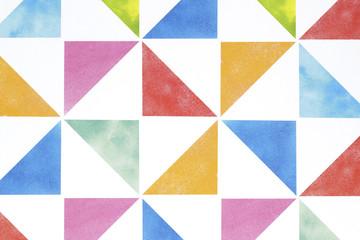 背景 三角形