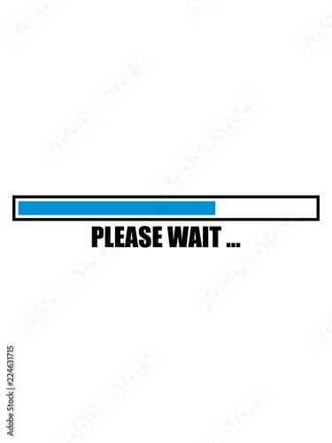Balken Please Weit Loading Ladebalken Runterladen Download Upload