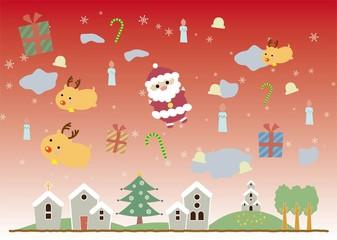 クリスマスの風景01_03