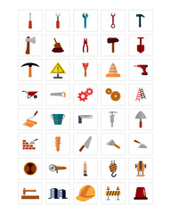 repair tool icon set image vector icon logo symbol set