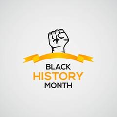 black history month greeting