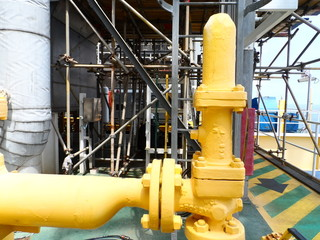 Pipe line process safety