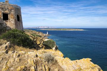 Faro di Capo Ferro - Porto Cervo - Sardegna - Italia