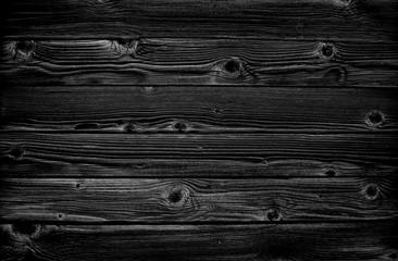 Elegante schwarze Holztextur