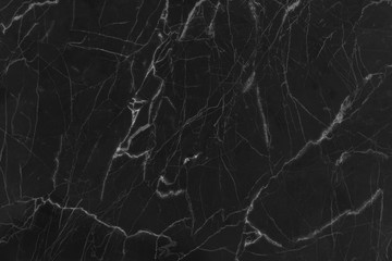 Abstract detailed black marble texture patterns background