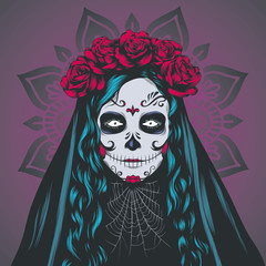 Dead girl on a Mexican holiday
