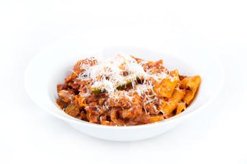 spaghetti carbonara, pasta