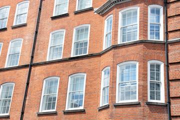Georgian style building, London, England