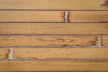 Soft textured wooden planks horizontal background